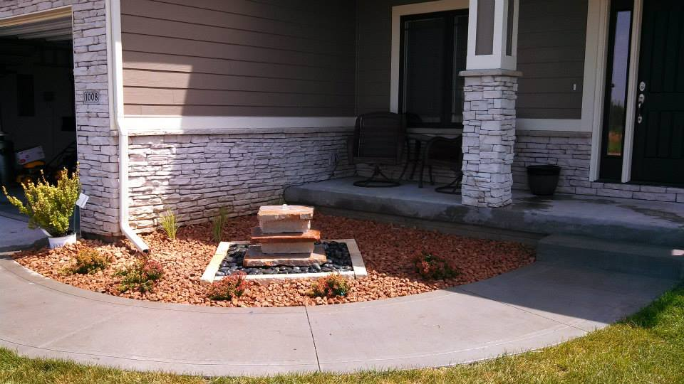 Water Features Landscaiping Services